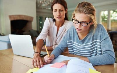 How to help your child through their exam results