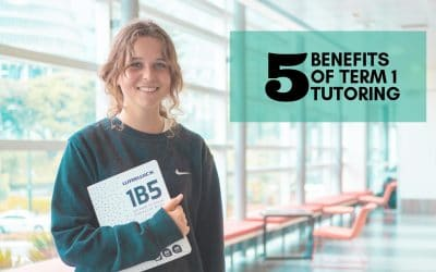 5 reasons it's a good idea to start the year off with tutoring