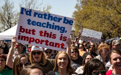 Everything you need to know about the teacher strikes